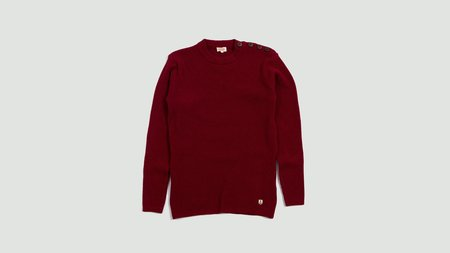 Armor Lux Heritage Sailor Sweater - Vernis Chine