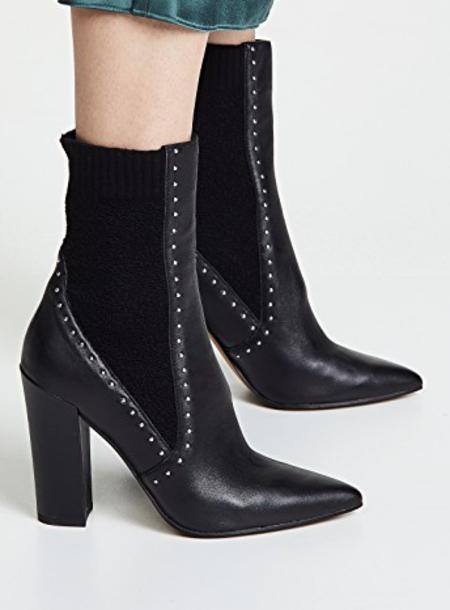 Dolce Vita Echo Boots - Black