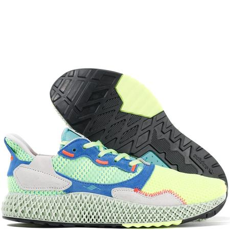 adidas ZX 4000 4D - Hi-Res Yellow
