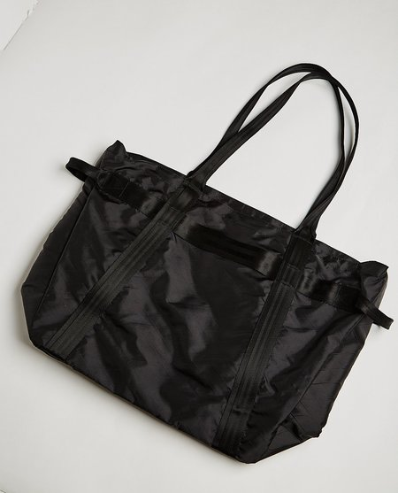 HERSCHEL SUPPLY CO ALEXANDER ZIP TOTE STUDIO - BLACK