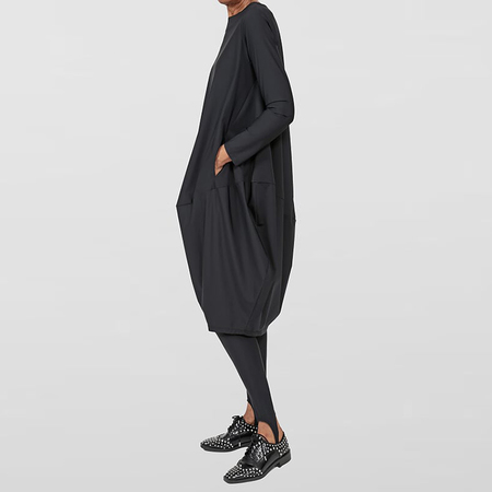 Ayrtight index duma dress - black
