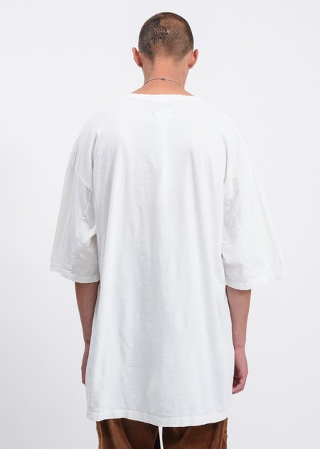 The Salvages x Doublet Compressed Ball T-Shirt - white