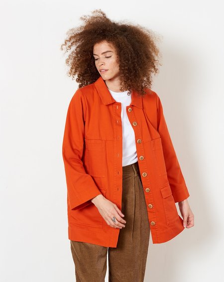 Ilana Kohn Mabel Jacket - Pepper
