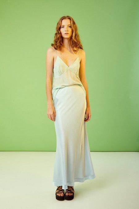 IDAE Glizzerning Skirt - Sky