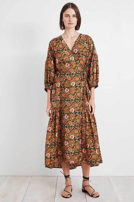 Apiece Apart Ile Wrap Dress