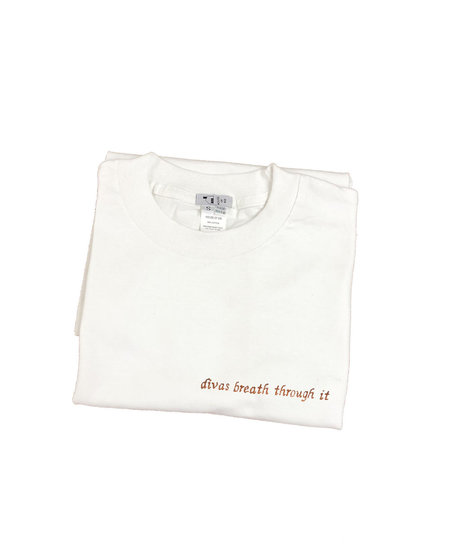Unisex House of 950 divas breathe through it tee shirt