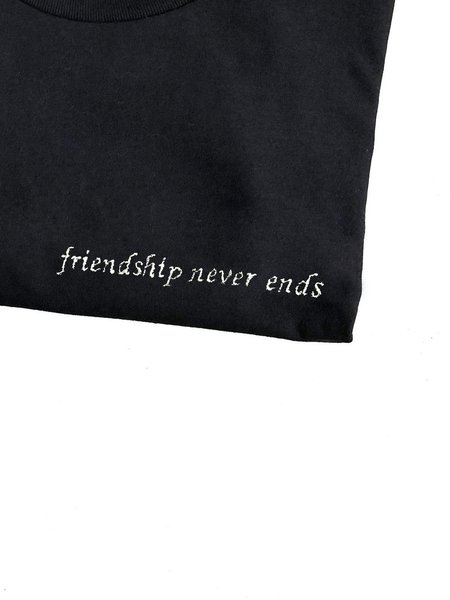 Unisex House of 950 friendship never ends tee shirt