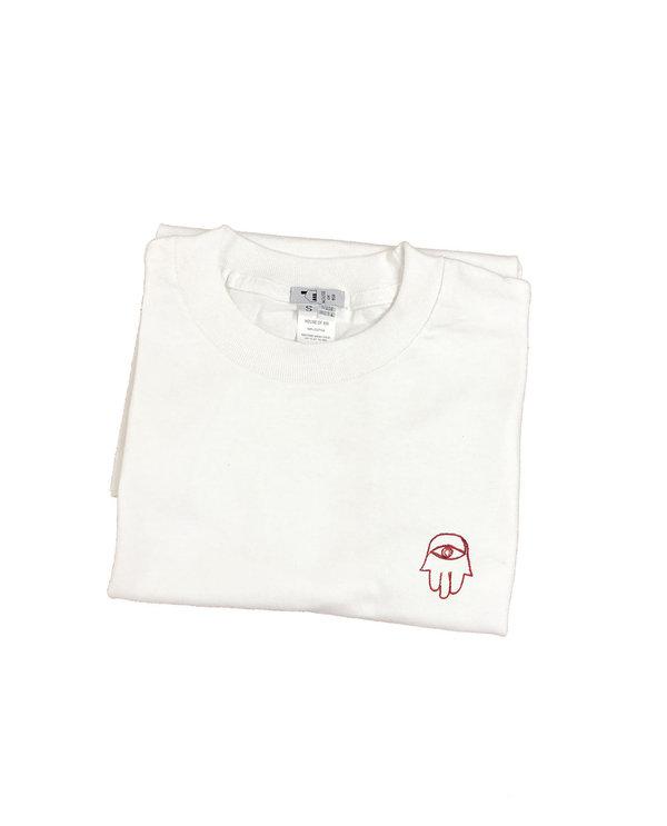 unisex House of 950 khamsa tee shirt