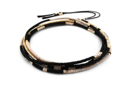 abacus row Sonoran Wrap Bracelet - Polar