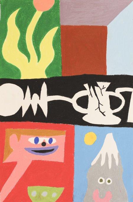 "Mark Ochinero ""Untitled 10"""