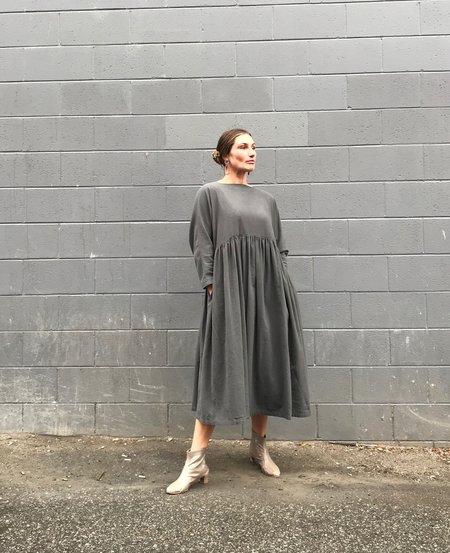 ad hoc penticton Tradi Dress - Dark Grey