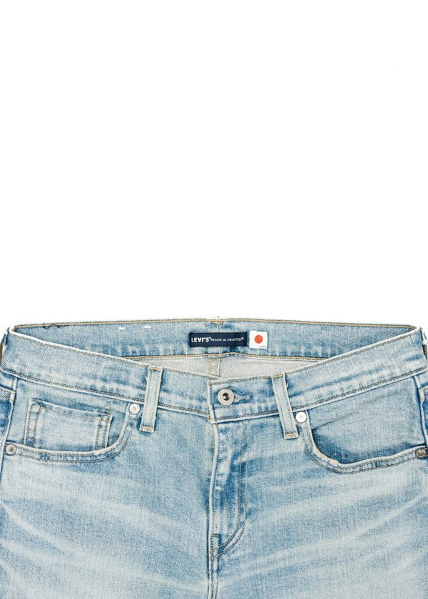 Levi's Made & Crafted CRAFTED BOYFRIEND JEAN - Blue