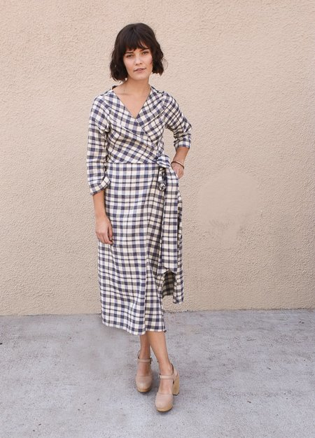 Wray Wrap Dress
