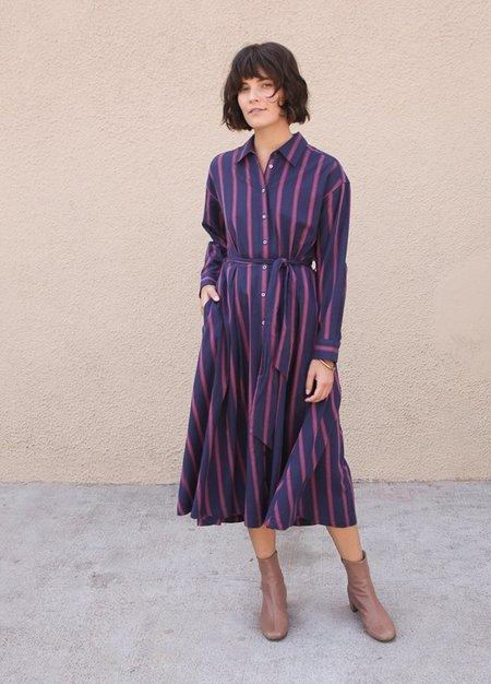 Xirena Everr Dress - Navy