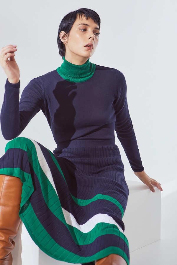 Kowtow Palette Skirt