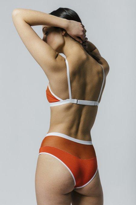 Mary Young Logan Bra - Orange