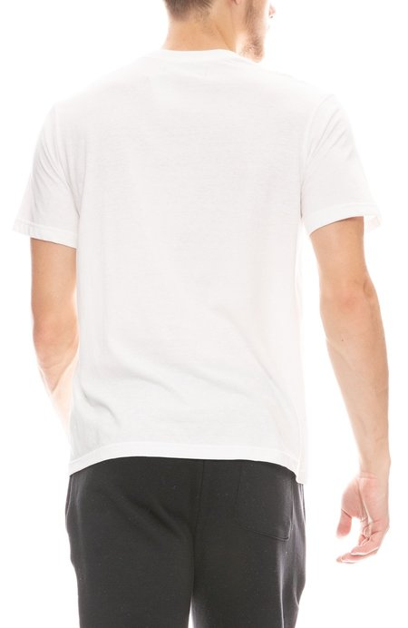 TEE LIBRARY Nails T-Shirt - White