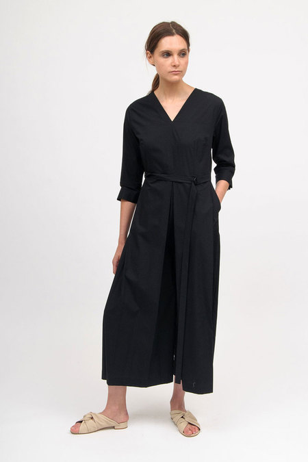 Bodice Jumpsuit - Black