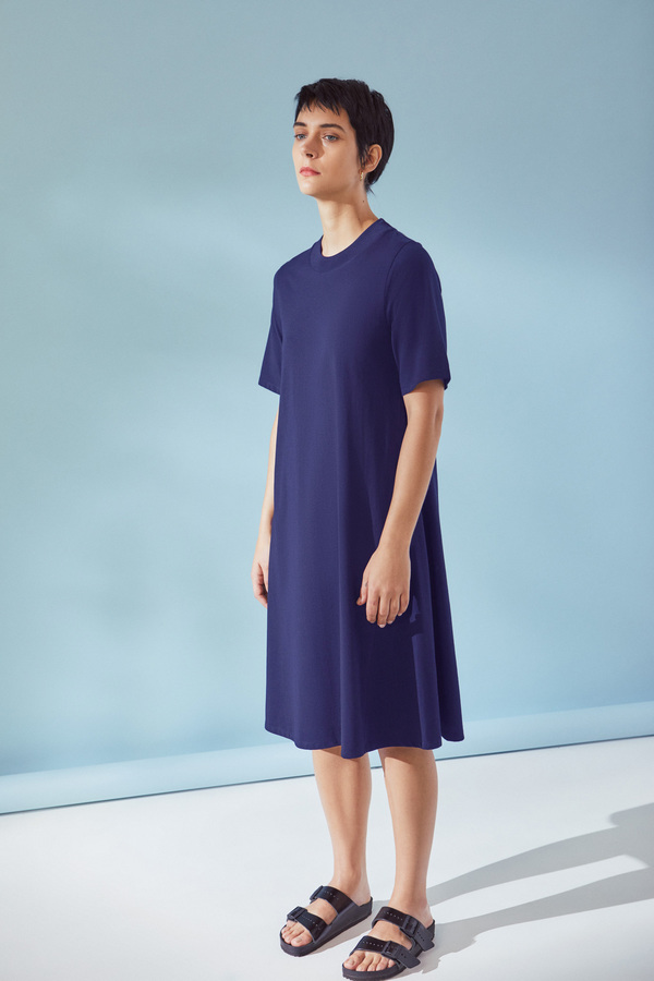 Kowtow Triangle T Shirt Dress