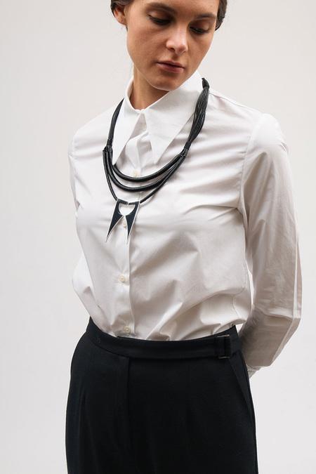 En Inde Leather Necklace