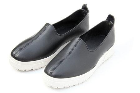 Unisex Vayarta Sneakers - Black Napa