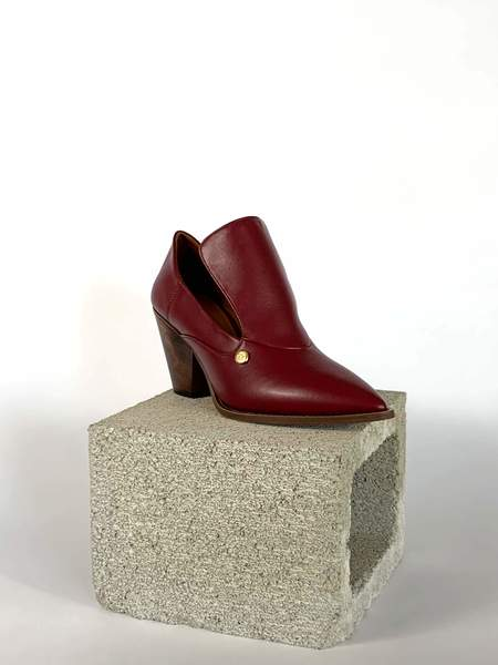 Taylor + Thomas Marianne Shoes - Bordeaux