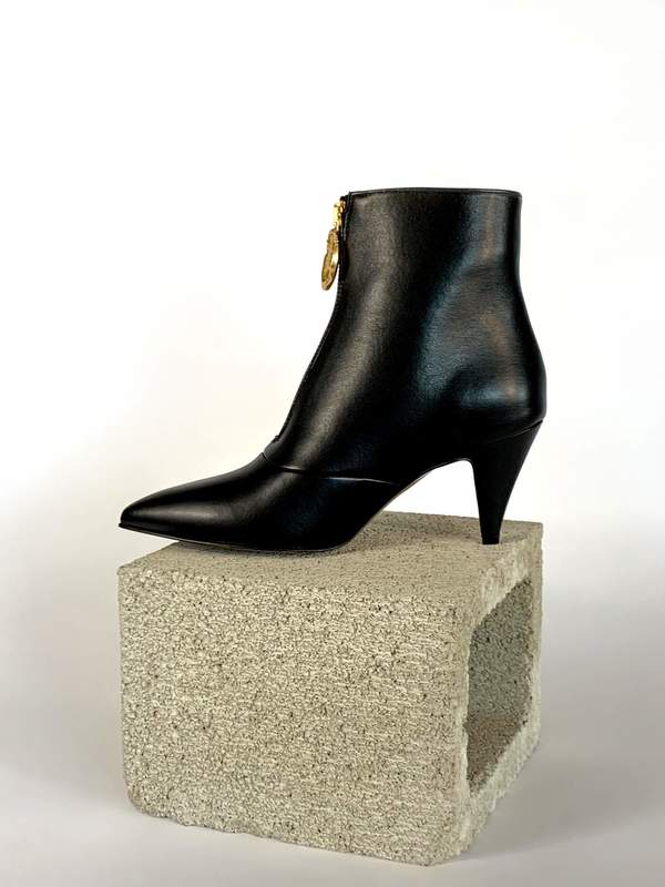 Taylor + Thomas Debbie Boots - Black