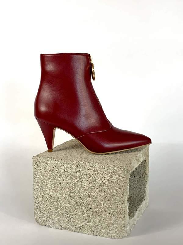 Taylor + Thomas Debbie Boots - Bordeaux
