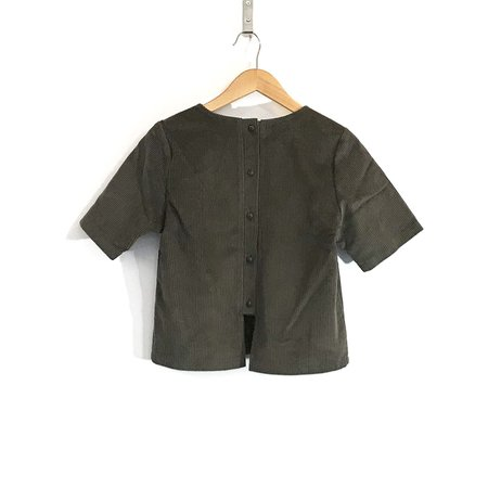 Dagg & Stacey Chadwick Top - Olive