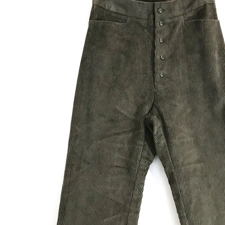 Dagg & Stacey Fairbanks Pant - Olive