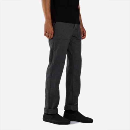 Bon Vivant Yvon Adventure Fatigue Pants - Wool Charcoal