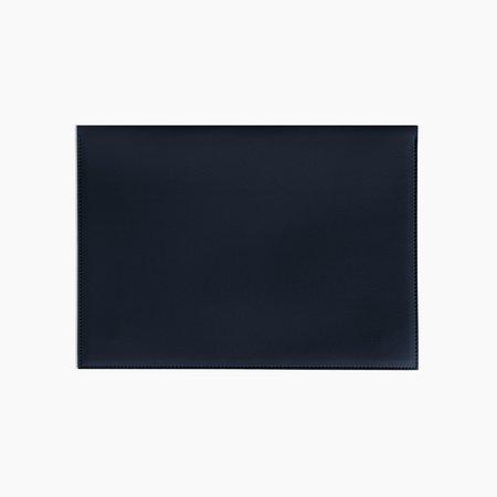 "WEI Large 13"" Minimalist Folio - Navy"