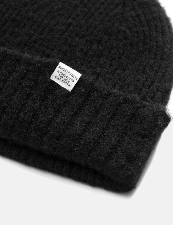 Icon Mens 1000 Feedback Beanie Hat Cap Guys Charcoal