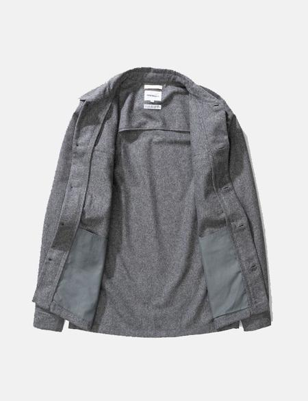 Norse Projects Kyle Wool Jacket - Charcoal Grey