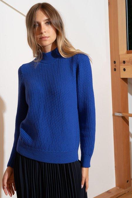 MILA ZOVKO ANKA Sweater - Electric Blue