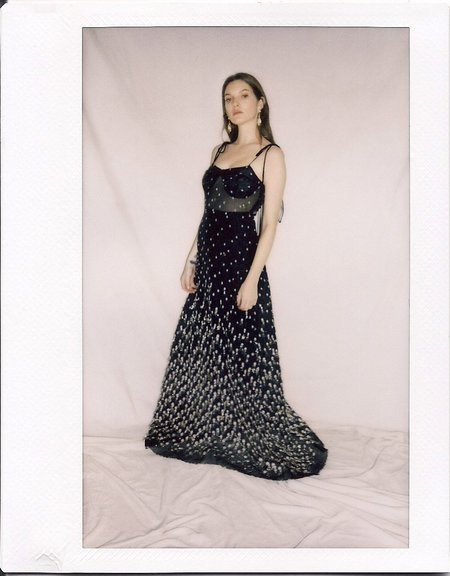 Kamperett RAE DRESS - STARDUST
