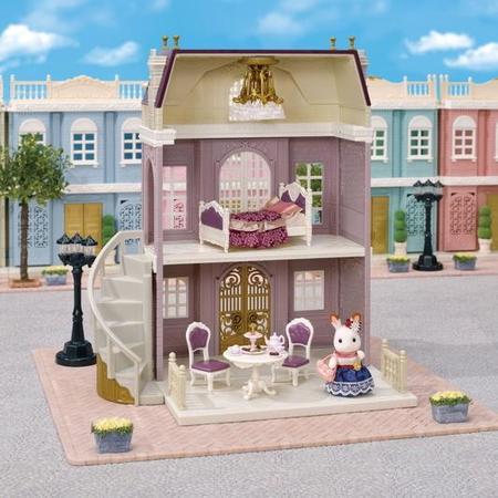Kids Calico Critters Town Series Elegant Manor Gift Set
