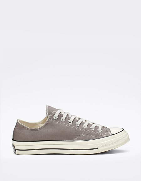 Converse Men's Chuck 70 Low Top Mason - Egret Black