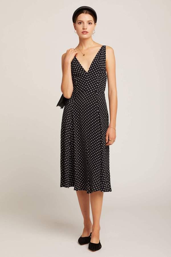 Cleobella Jessie Midi Dress - Polka Dot