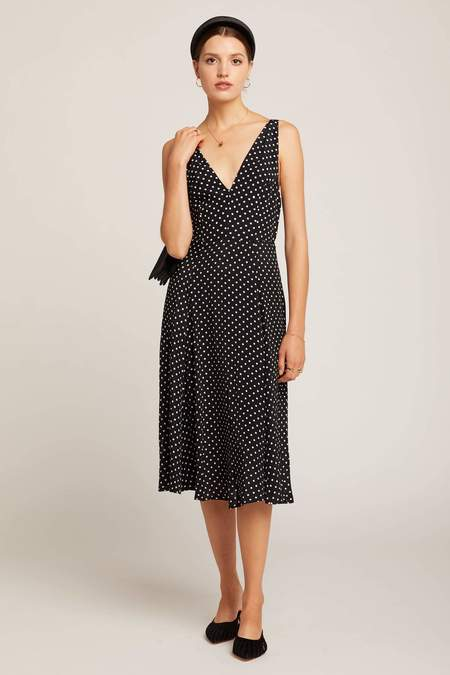 Cleobella Jessie Midi Dress - Polka Dot