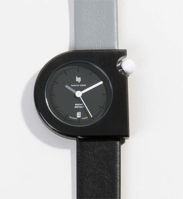 Unisex Matter Matters X Lip Watch - Mono