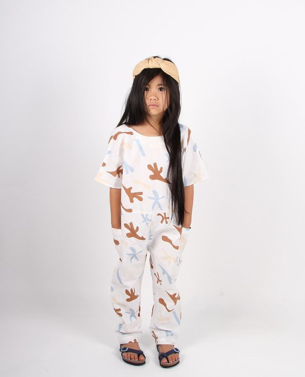 KIDS Feather Drum COREY JUMPSUIT - MATISSE