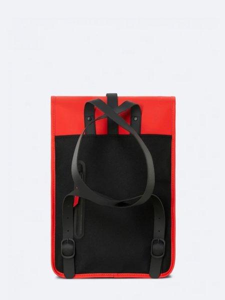 Rains Mini Backpack - Red