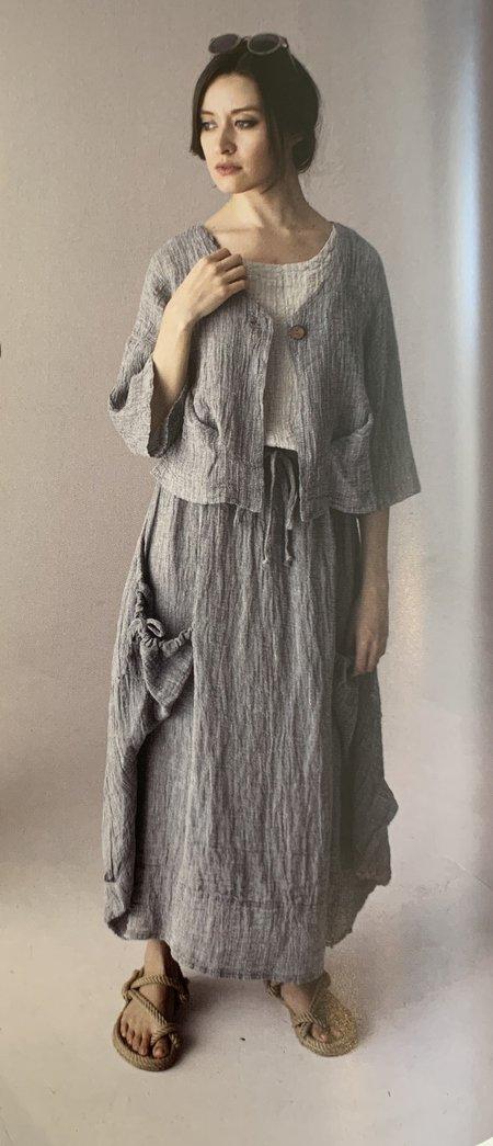 Luukaa Linen Skirt