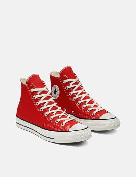 Converse 70's Chuck Taylor Hi 164944C - Enamel Red