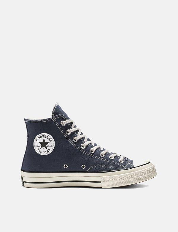 Converse 70 S Chuck Taylor Hi Sneakers Obsidian Blue Egret