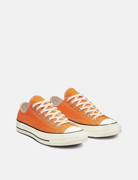 Converse 70's Chuck Taylor Low 164928C - Orange Rind