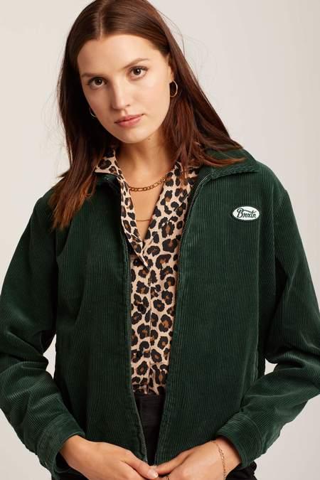 Brixton Utopia Jacket - Emerald