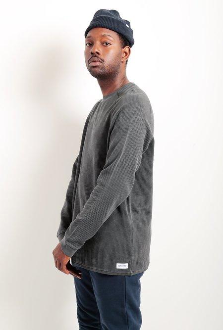 Banks Journal Preston Transseasonal Fleece - Dirty Black