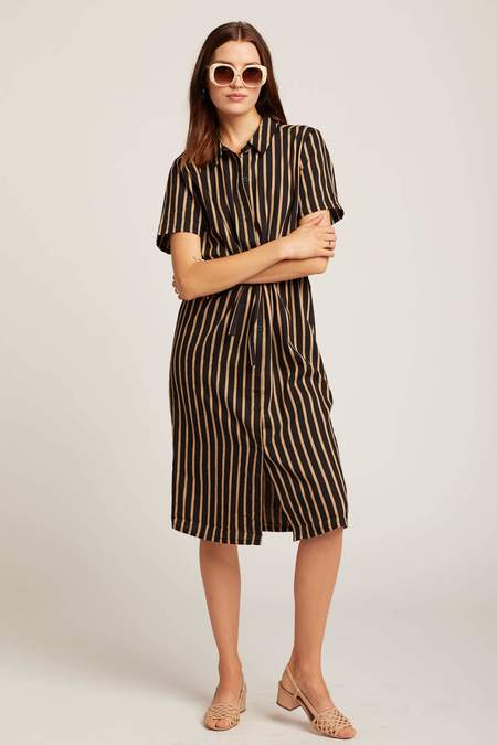 Knot Sisters Mickie Dress - Striped